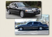 Two of our available fleet